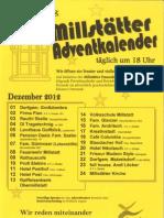 Millstätter Adventkalender 2012