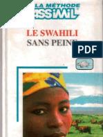 Le Swahili Sans Peine