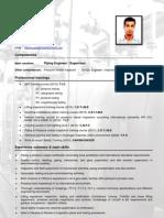 Piping Engineer resume