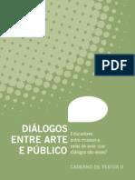 caderno de textos_Dialogos-entre-Arte-e-Público_vol02_2009