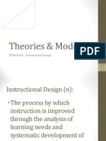 Theories & Models
