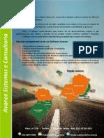 Avance AdmFrota - Sistema de Gerenciamento para Transportadoras