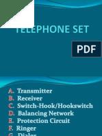 Telephone - Telephone Set