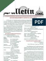 Synod 2012 Bulletin (Dec. 6)