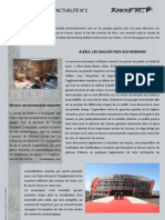 Arkéfact Bulletin Actualité 2