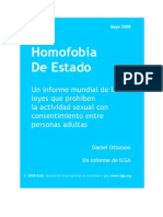 ilga - homofobia de estado 2008 - un informe mundial de las leyes que prohiben  la actividad sexual con consentimiento entre personas adultas