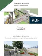 Décarie/de Maisonneuve intersection, plus Upper Lachine
