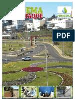 Caderno Especial da Fundema (Fundação do Meio Ambiente) de Caçador