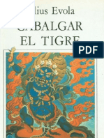 30055853 Evola Julius Cabalgar El Tigre