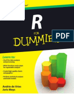 R for Dummies - Sample