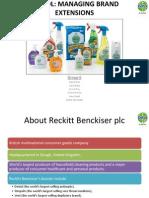 Dettol - Managing Brand Extensions