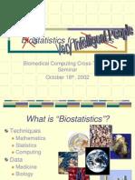 Biostatistics Seminar