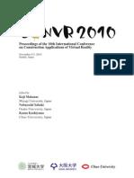 CONVR 2010 Proceedings