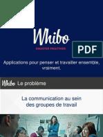 Talkmap / Whibo