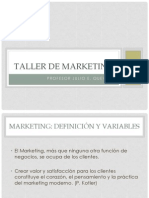 Clase - Marketing Conceptos Basicos