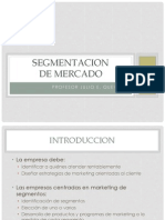 Clase - Segmentacion de Mercado