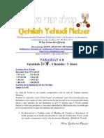 Parashat Vayésheb