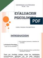 Tema N_ 01 - Evaluacion Psicologica y Metodos de Recoleccion de Informacion