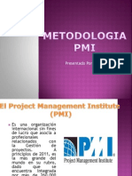 Metodologia+PMI