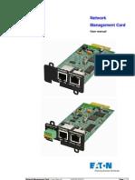 Aeton Management Card