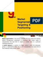 Chapter 9 Market Segmentation, Targeting & Positioning-Marketing Management