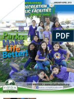 Turlock Recreation Activity Guide Winter/Spring 2013