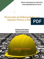 Agentes Físicos y quimicos