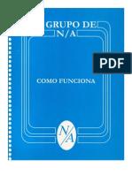 livro azul de neuróticos anônimos