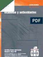 Vitaminas y Antiox El Medico