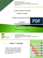 apresentação de quimica inorganica revisada