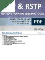 Spanning Tree Protocol (STP & RSTP)