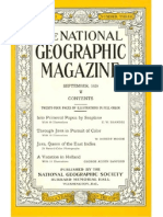 National Geographic 1929-09