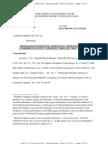 Molinari v. Consol Energy - Opinion