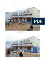 Incendie du siède du PPRD à Kisangani