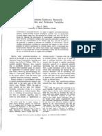 Applied Eyewitness-Testimony Research