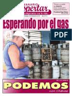 Semanario El Despertar, Edición N°16