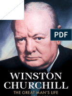 Winston Churchill - The Great Man's Life in Anecdotes