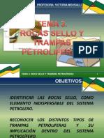 TIPOS DE TRAMPAS DE PETROLEO