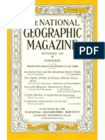 National Geographic 1929-11