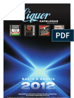 Alcohol Catalogue 2012