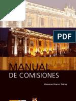 Manual de Comisiones