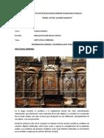 ARTE VISUAL VIRREINAL INSTITUTO DE EDUCACION SUPERIOR TECNOLOGICO PÚBLICO