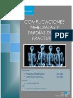 Complicaciones de Fracturas