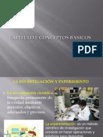 Cap I. Conceptos Basicos