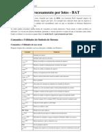comandos windows ubuntu