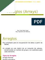 Sesion 04 - Arreglos (Arrays)
