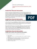 36909453 AHM 520 Course Health Plan