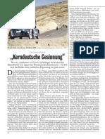 Bönisch, Georg und Wiegrefe, Klaus - Kerndeutsche Gesinnung (Spiegel, März 2003)