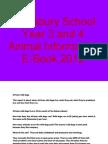 Animal E Book
