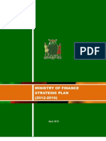 Ministry of Finance Strategic Plan